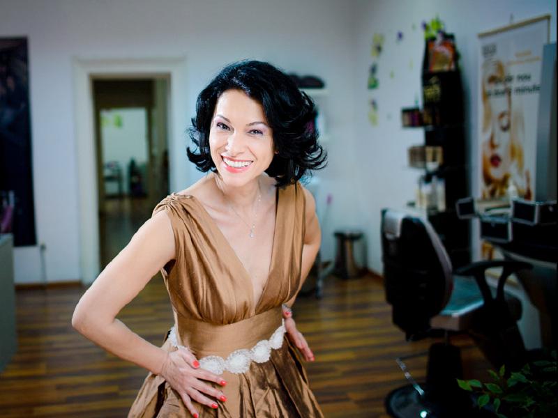 Adriana Jighirgiu - Actrita