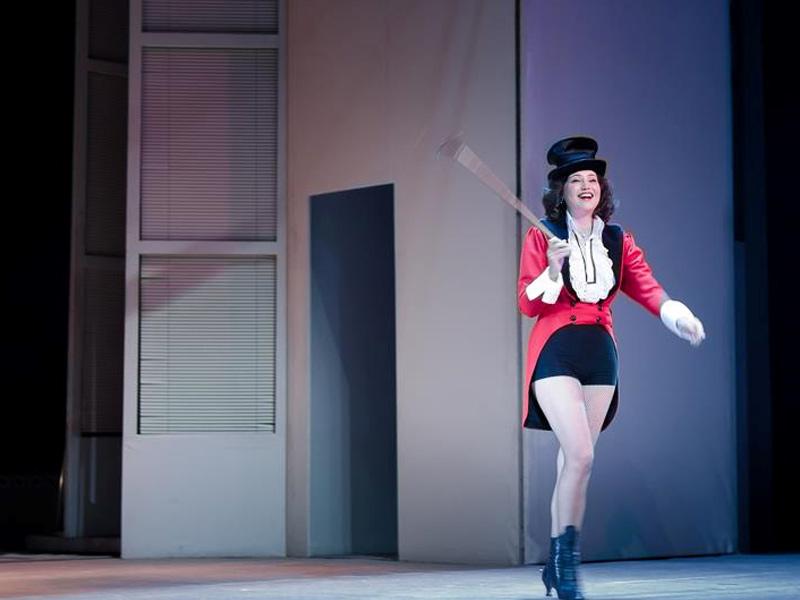 Daniela Nane - Actrita Teatru Bulandra