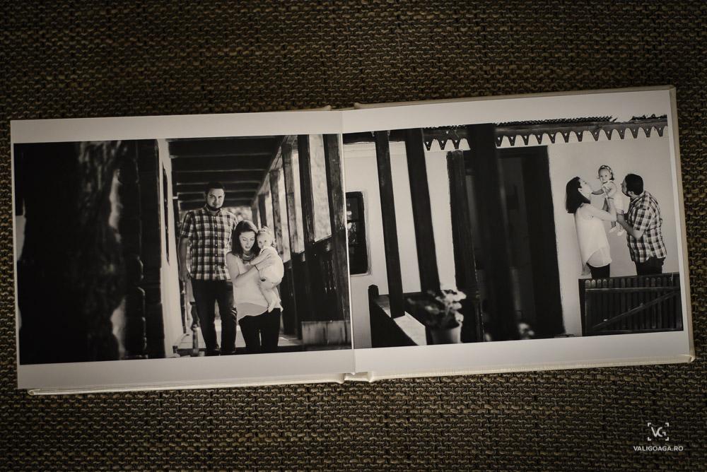 Album fotocarte de familie